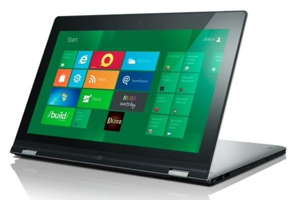 Tabletowo.pl Lenovo IdeaPad Yoga ostatecznie w dwóch wersjach: z Windows 8 Pro i Windows RT? Nowości Plotki / Przecieki