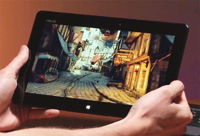 Tabletowo.pl Silnik Unreal Engine 3 także na Windows 8 Pro i RT (wideo) Aplikacje Nowości