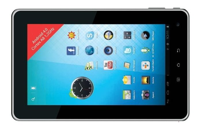 """Tabletowo.pl Adax 7JC1: 7"""", 1,2GHz, 512MB RAM i Android 4.0.4 ICS za 399 złotych Nowości"""