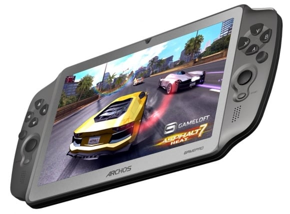Archos GamePad - tabletokonsola do gier