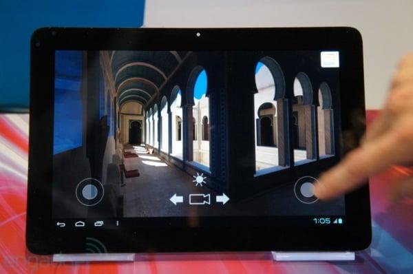Tabletowo.pl ARM Mali-T604 w akcji (wideo) Ciekawostki Nowości
