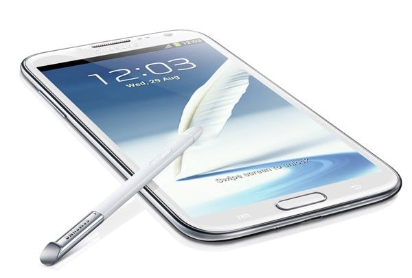 Samsung prezentuje Galaxy Note 2 z 5,5-calowym ekranem i Androidem 4.1 JB 21