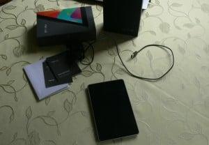 Recenzja tabletu Google Nexus 7