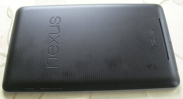 Recenzja tabletu Google Nexus 7