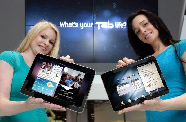 Tabletowo.pl Samsung Galaxy Tab 8.9 Wi-Fi zaktualizowany do Androida 4.0 ICS Nowości Samsung