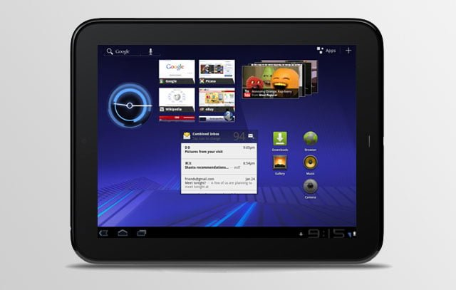 Android 4.1 Jelly Bean na tablecie HP TouchPad (wideo) 21