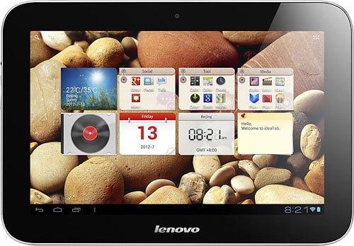 S2110, A2109 i A2107 powiększą rodzinę tabletów Lenovo IdeaTab 21