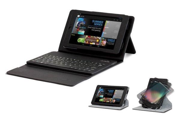 Tabletowo.pl Oto kolejne etui dla tabletu Google Nexus 7. Wyobraźnia Asusa nie zna granic Akcesoria Asus Nowości Plotki / Przecieki