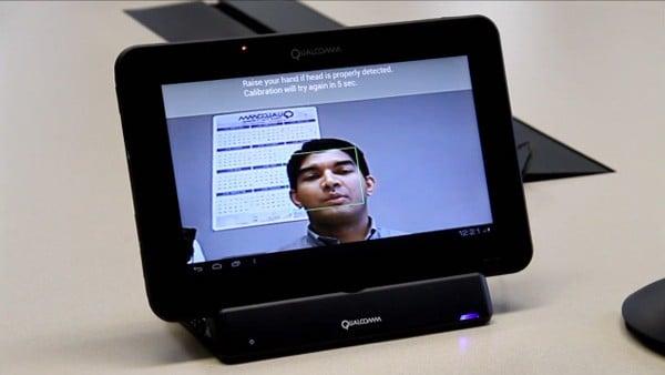 Tabletowo.pl Kto potrzebuje ekranu? Qualcomm prezentuje obsługę tabletu za pomocą gestów (wideo) Ciekawostki