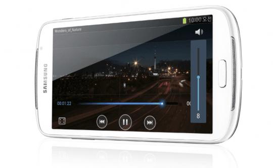 Tabletowo.pl Samsung Galaxy Player 5.8: odtwarzacz muzyczny czy mały tablet? Nowości Samsung