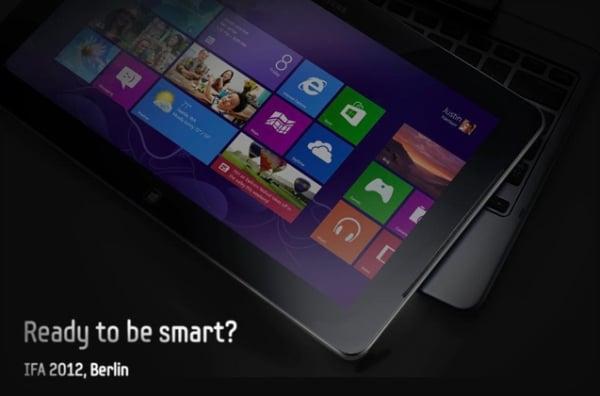 samsung transformer tablet windows 8