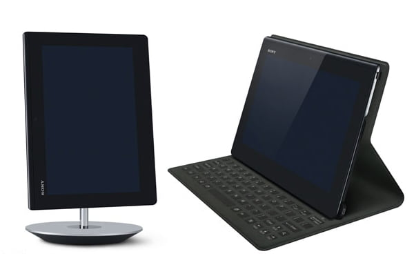 Tabletowo.pl Oto zdjęcia pomysłowych akcesoriów dla nowego tabletu Sony Xperia Nowości