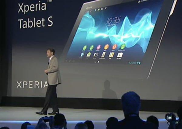 Sony Xperia Tablet S oficjalnie: Tegra 3 i Android 4.0 ICS za 399 dolarów 19