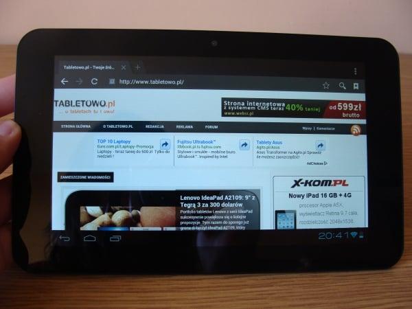 Tabletowo.pl Recenzja tabletów Window: N90 II i N70 Nowości Recenzje