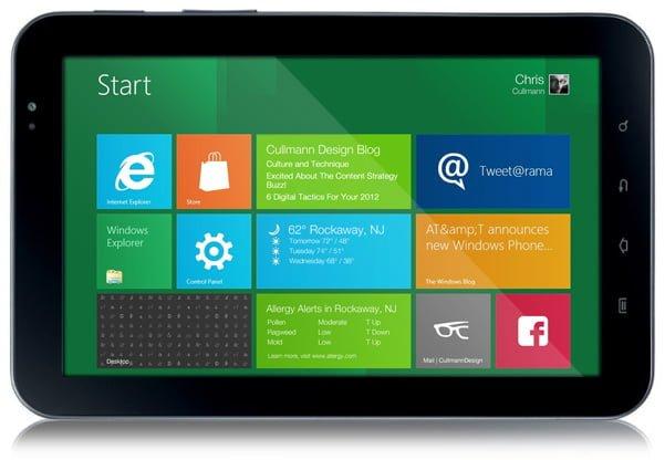 Tabletowo.pl Microsoft rezygnuje z Metro. Nowa nazwa interfejsu Windows 8 jeszcze w tym tygodniu Microsoft Plotki / Przecieki