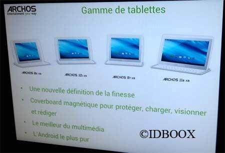 """Tabletowo.pl Archos 116 XS z ekranem 11,6"""" Full HD zadebiutuje w 2013 roku Nowości"""