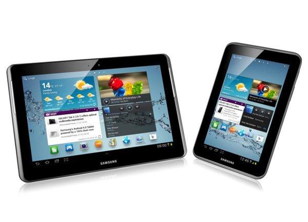 Tabletowo.pl Już jest Android 4.0.4 ICS dla tabletów Samsung Galaxy Tab 2 7.0 i Galaxy Tab 2 10.1 Nowości Samsung