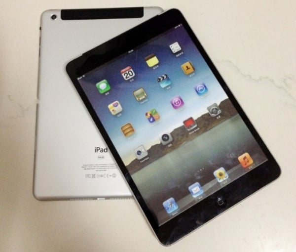 tablet apple ipad mini