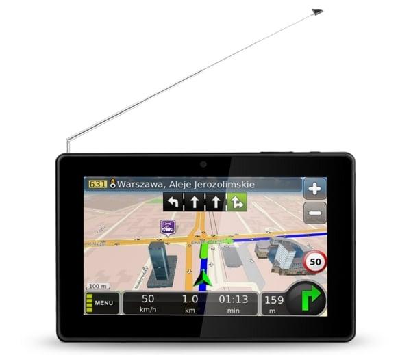 Overmax DualDrive z GPS i DVB-T