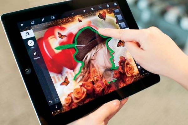 Tabletowo.pl Adobe Photoshop Touch dla iOS i Android zaktualizowany Nowości