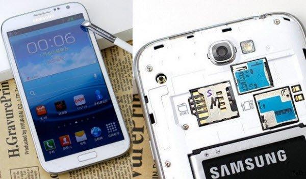 Tabletowo.pl Samsung przygotowuje Galaxy Note 2 z dual SIM? Nowości Plotki / Przecieki Samsung