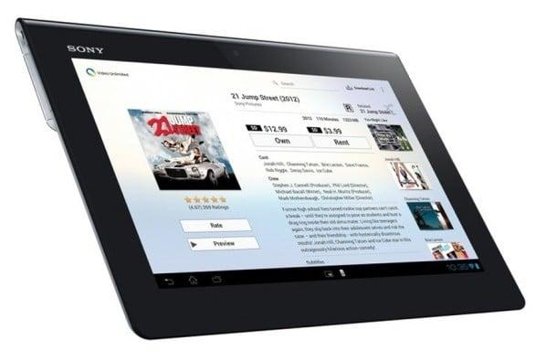 Tabletowo.pl Rusza sprzedaż Sony Xperia Tablet S Wi-Fi w UK. Ceny? 329 i 379 funtów Nowości