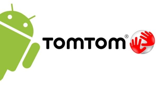 Tabletowo.pl TomTom na Androida zadebiutuje w październiku Aplikacje Nowości