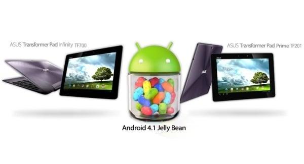 Tabletowo.pl Android Jelly Bean dla Asusa Transformer Pad Infinity 700 już wkrótce Asus Nowości