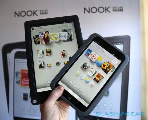 """Tabletowo.pl Barnes & Noble przedstawia: Nook HD (7"""" 1440x900) i Nook HD+ (9"""" 1920x1280) Nowości"""