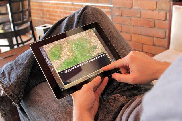 Tabletowo.pl Baldur's Gate: Enhanced Edition na iPada dopiero w listopadzie Aplikacje