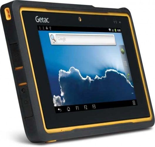 Odporny tablet Getac Z710