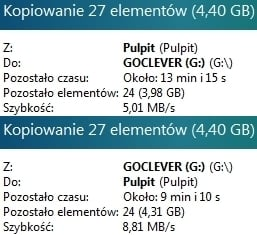 Recenzja Goclever Tab A971