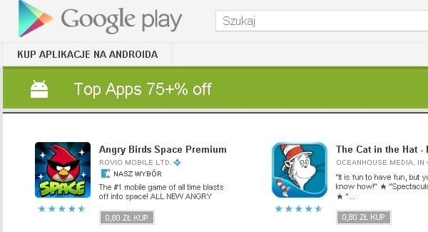 aplikacje na androida za 80 groszy