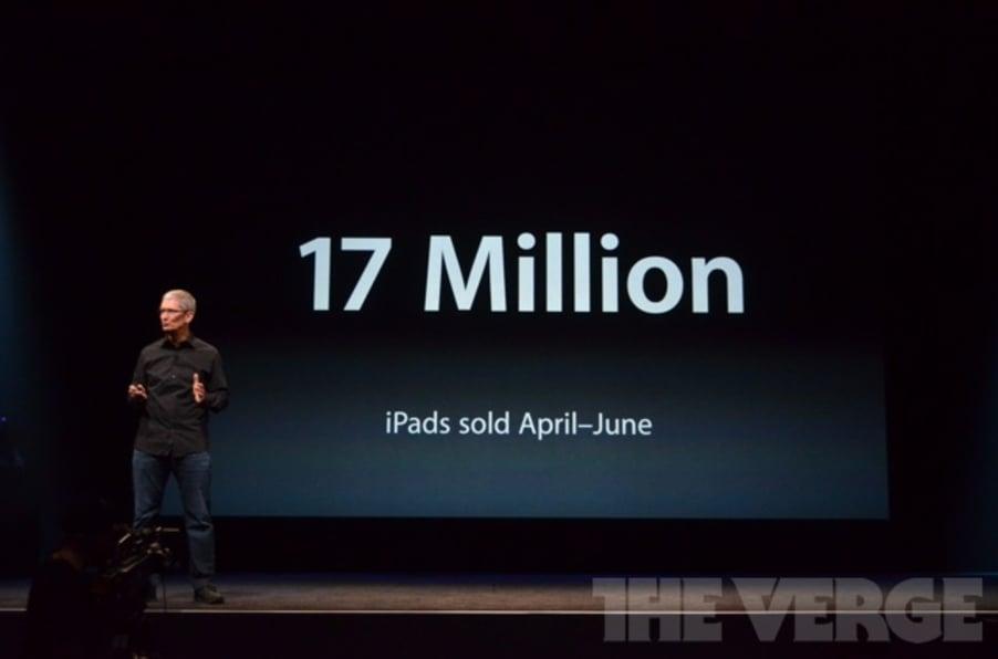 Tabletowo.pl iPad wciąż triumfuje: 84 miliony sprzedanych egzemplarzy, 250 tysięcy aplikacji Apple