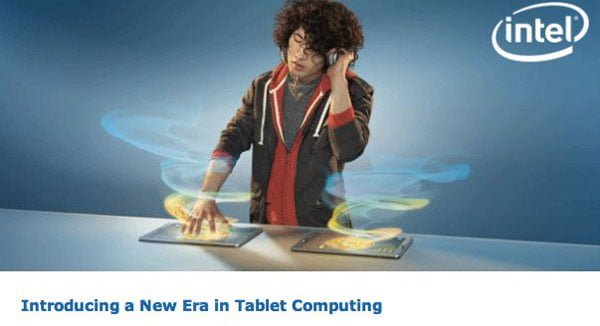tablety windows 8 intel