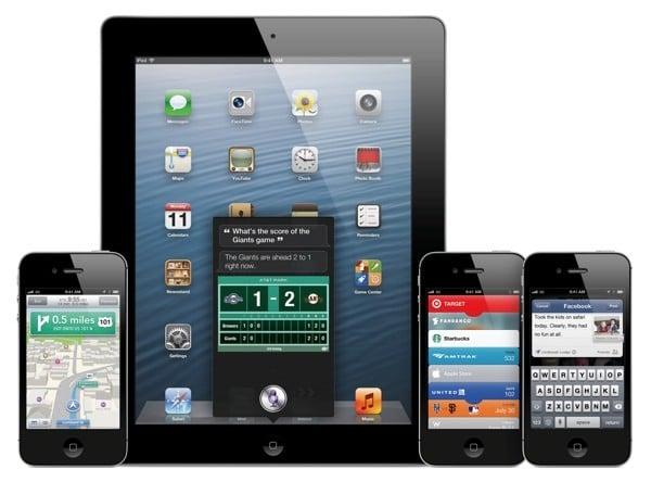 Tabletowo.pl iOS 6 zostanie udostępniony 19 września. Wersja GM już jest Apple Nowości