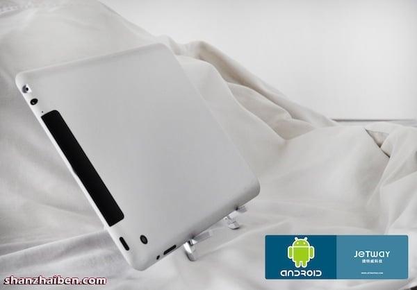 Tabletowo.pl Oto chiński iPad z interfejsem przypominającym iOS (wideo) Apple Chińskie