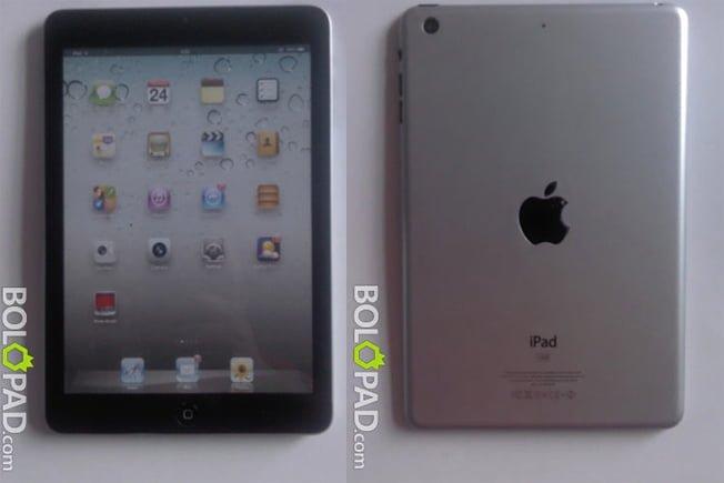 Tabletowo.pl Oto kolejne zdjęcia iPada mini. Premiera już wkrótce? Apple Plotki / Przecieki