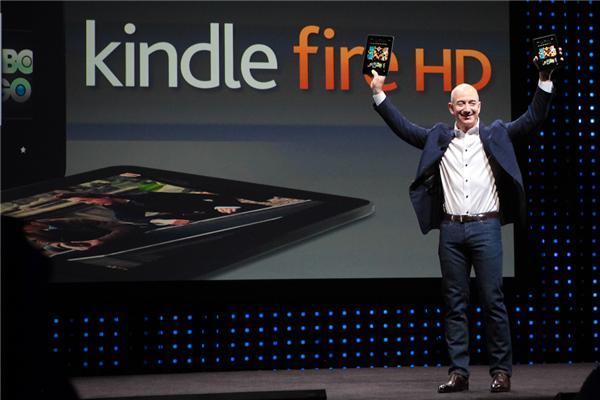 Tabletowo.pl Tablety Amazon Kindle Fire HD z reklamami na ekranie zablokowanym (update) Nowości
