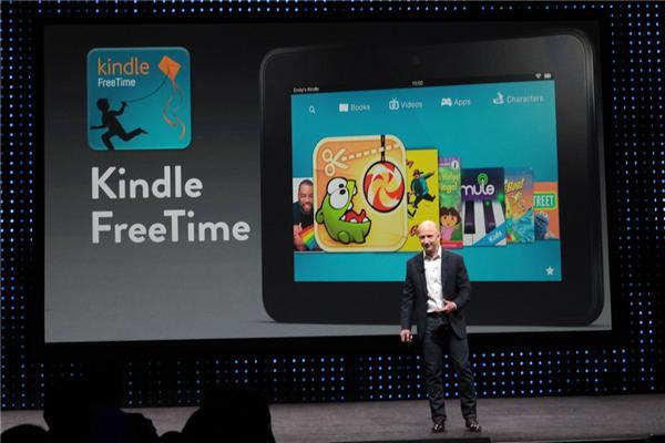 amazon kindle freetime