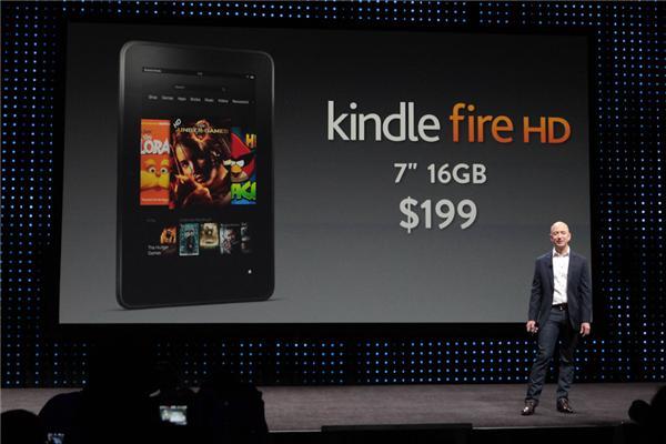 """Tabletowo.pl Nowości Amazonu: Kindle Fire HD 8,9"""" i Kindle Fire HD 7"""" (aktualizacja) Nowości"""