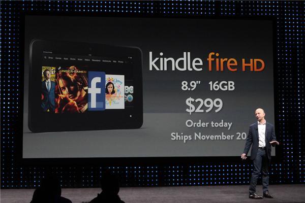 """Kindle Fire HD 8,9"""""""