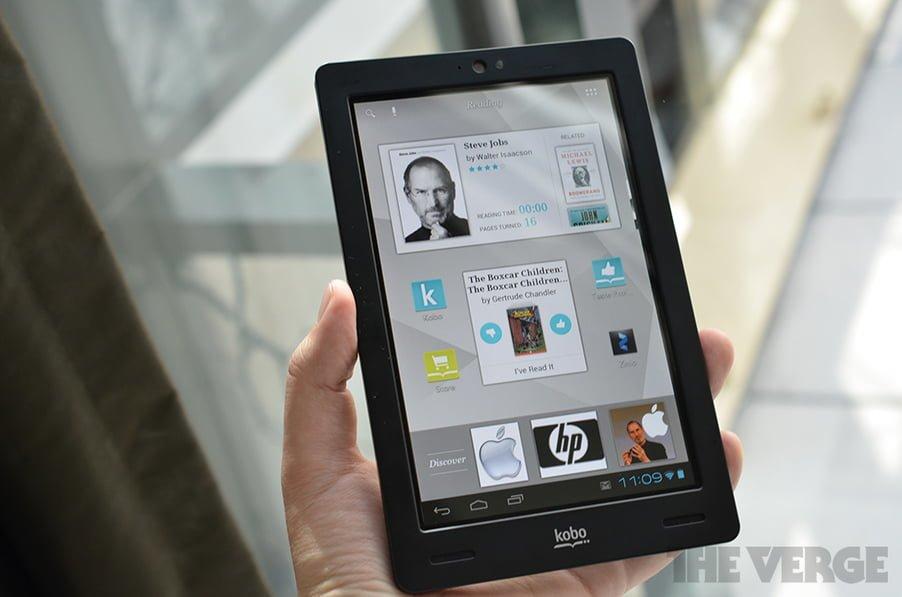 Tabletowo.pl Kobo Arc: 7-calowy tablet dla wielbicieli książek za 200 dolarów Nowości