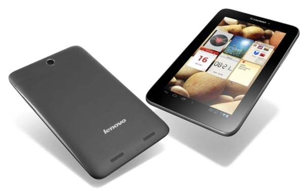 tablet lenovo a2107