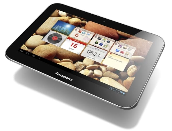 tablet lenovo a2109