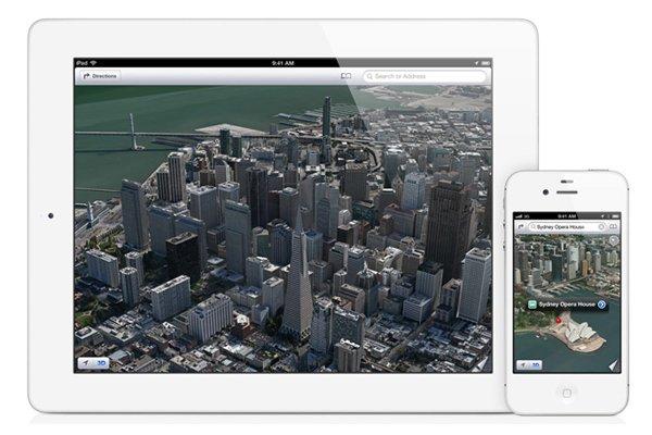Tabletowo.pl Tim Cook przeprasza za mapy na iOS 6, poleca aplikacje konkurencji Aplikacje Apple Nowości
