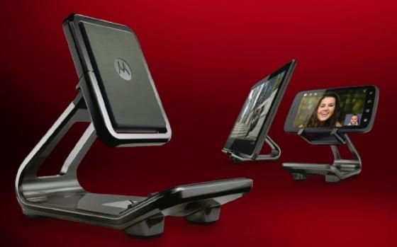 Tabletowo.pl Motorola Flip Stand: uniwersalny stojak dla tabletu i telefonu za 30 dolarów Akcesoria Motorola