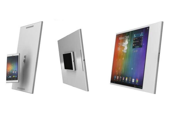 Tabletowo.pl NexPhone: pomysł na hybrydę telefonu, tabletu, laptopa i komputera (wideo) Koncepcje