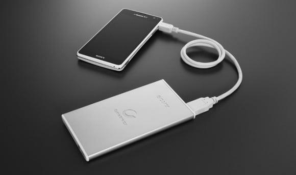 Tabletowo.pl Sony przedstawia serię zewnętrznych baterii do urządzeń mobilnych Akcesoria Nowości