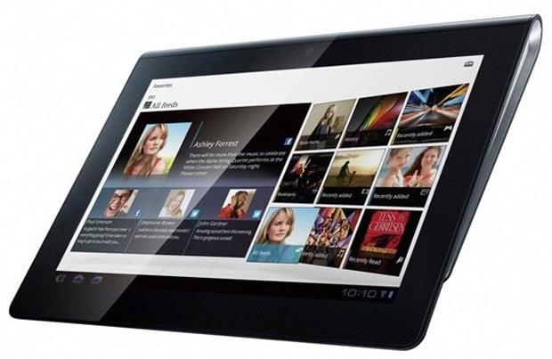 Tabletowo.pl Sony Tablet S z potężną aktualizacją oprogramowania Nowości